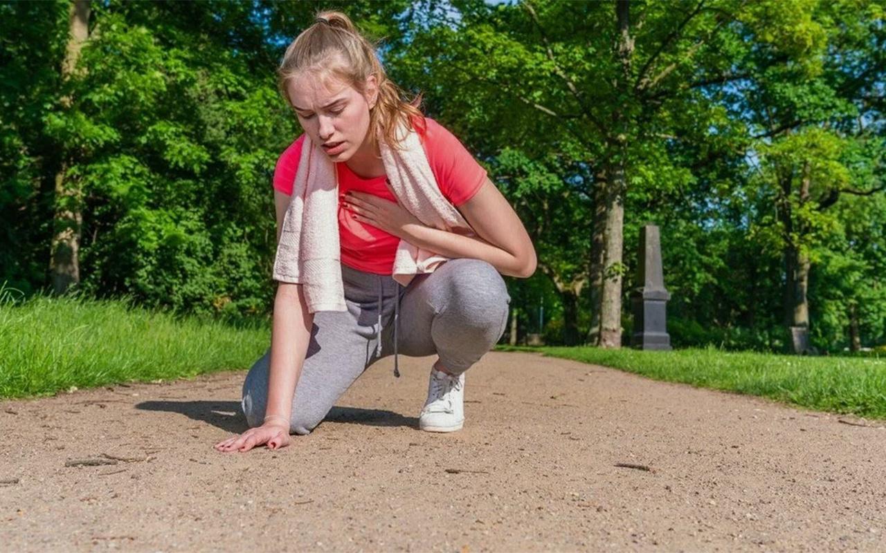 Yoğun egzersiz kalp sorunlarını ikiye katlayabiliyor