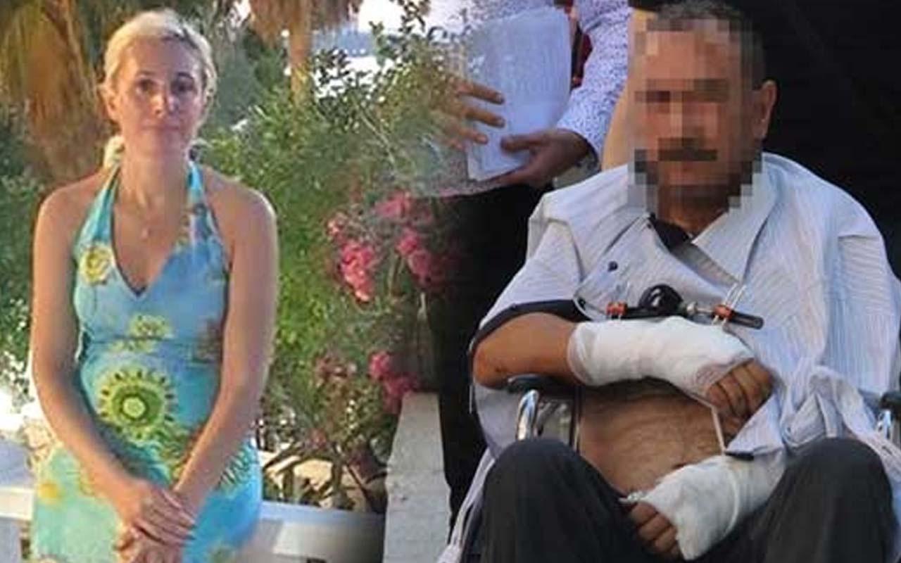 Karısını satırla öldüren katil kocaya 'canım hitabı' indirimi uygulandı