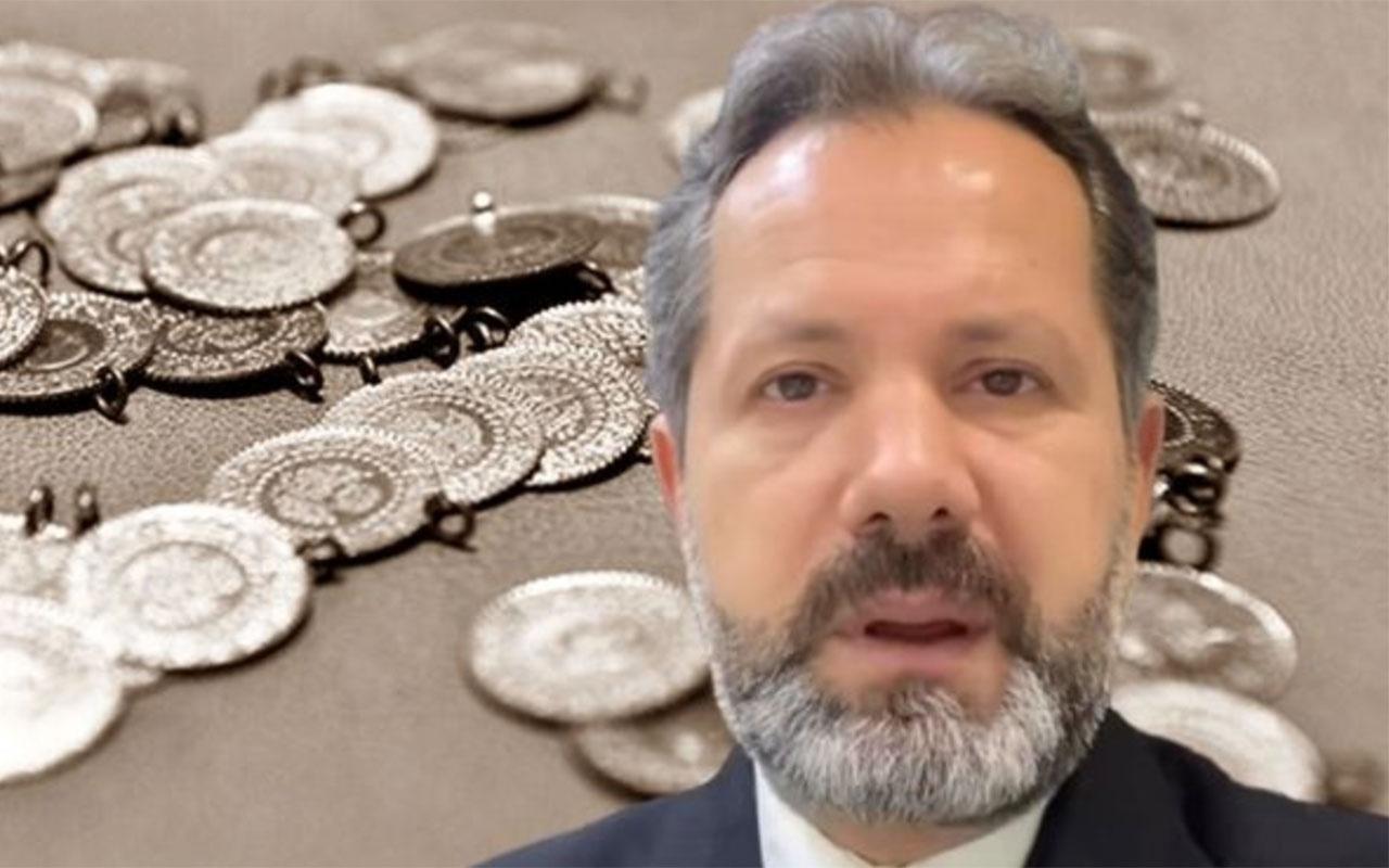 Gram altın yakında 523 liraya kadar yükselecek! Eylül'de gram altın 600 lira
