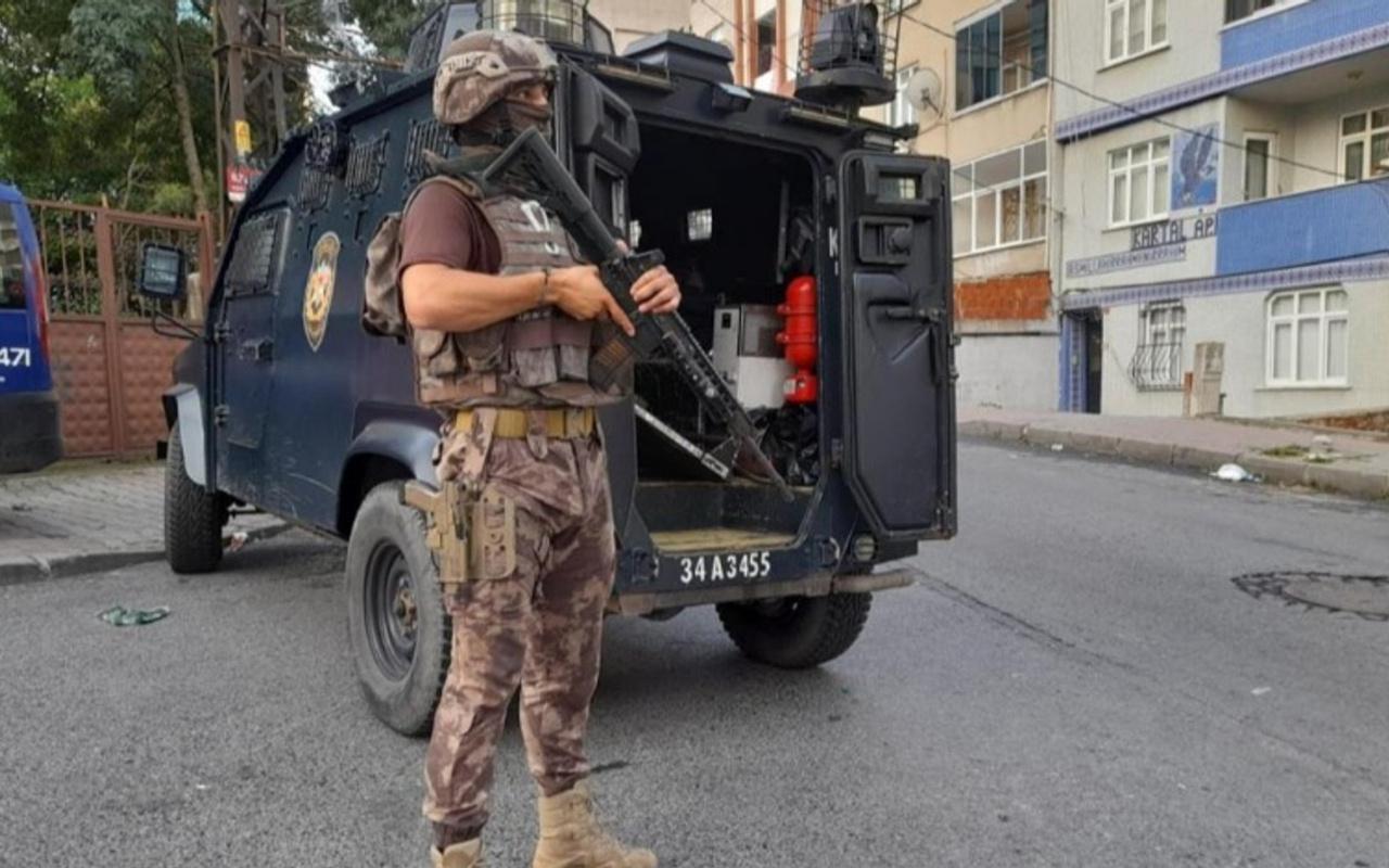 İstanbul'da uyuşturucu operasyonu çok sayıda şüpheli gözaltına alındı