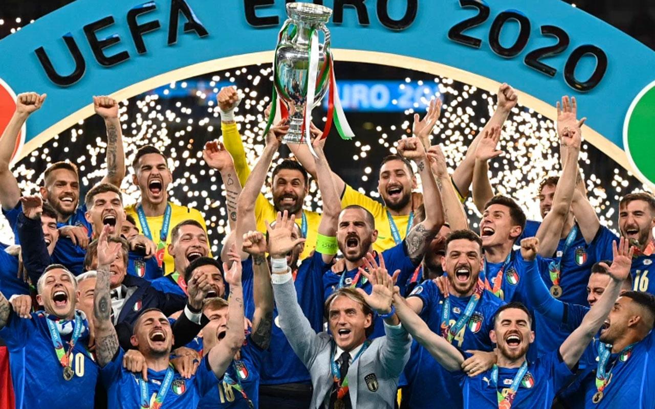 Euro 2020 şampiyonluğu İtalya ekonomisine 4 milyar avro değer katacak
