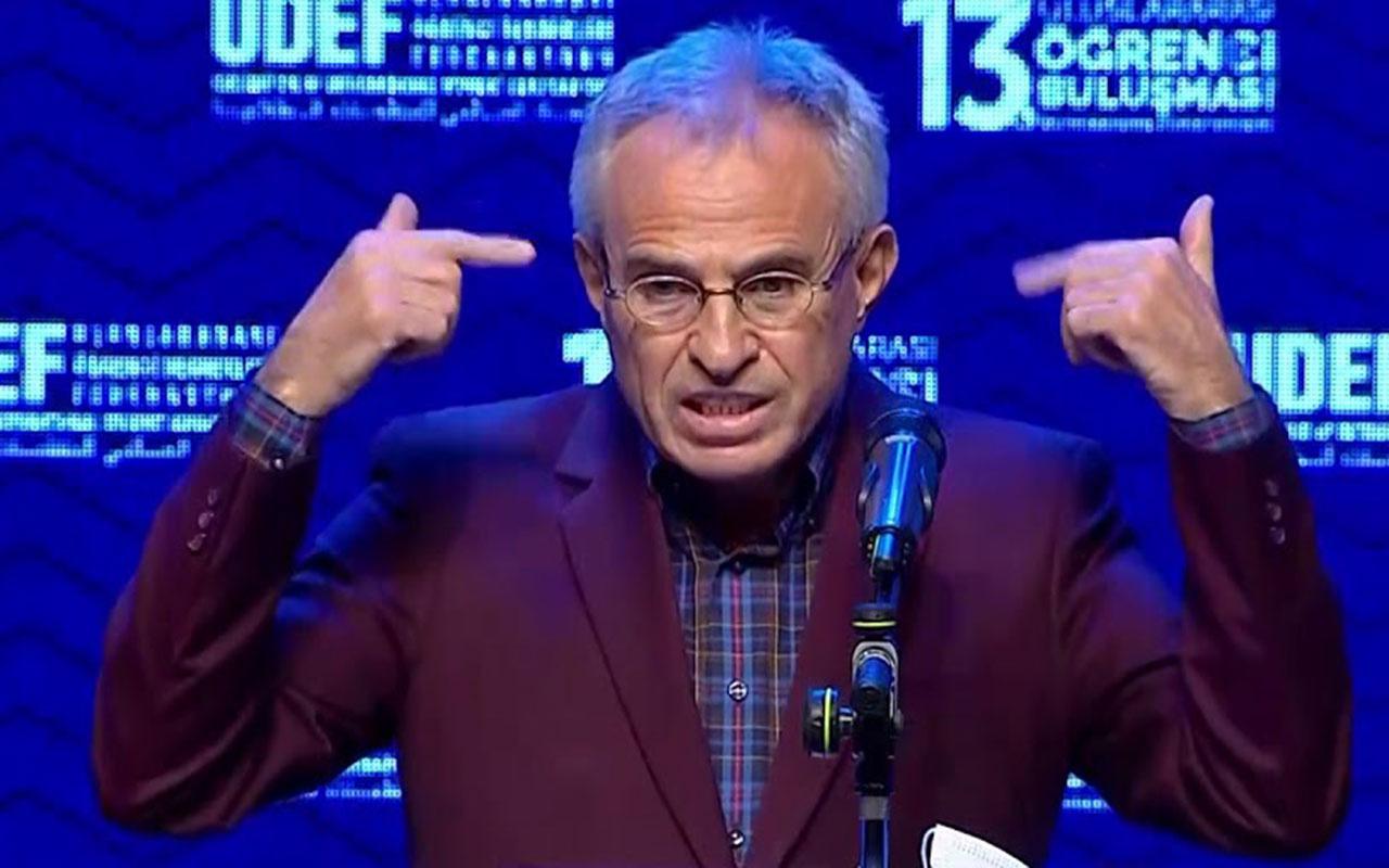 O rektörden skandal açıklama! 'Paranız yoksa namaz bile kılamayız'