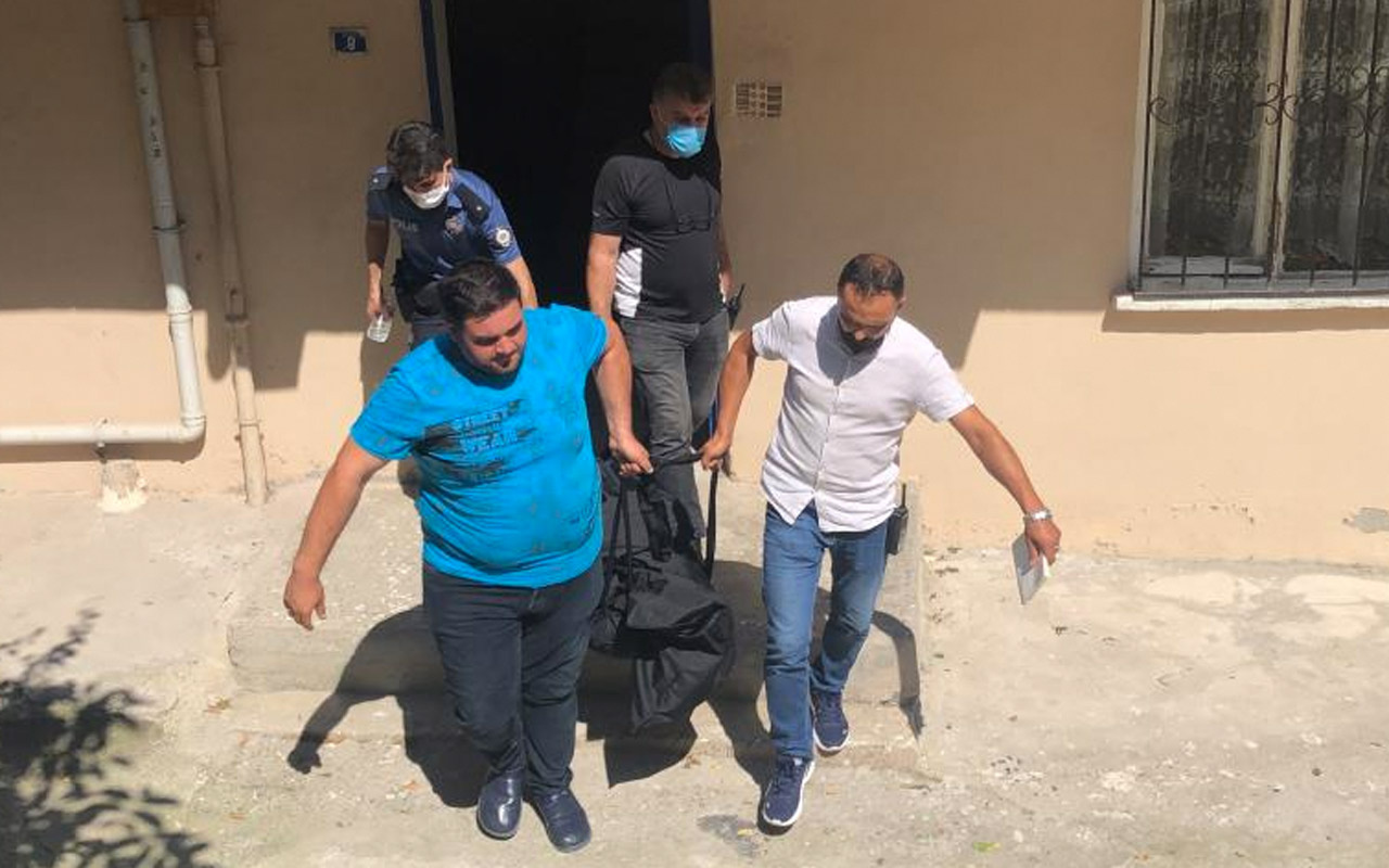 Kocaeli Körfez'de 21 yaşındaki kadının şüpheli ölümü evdeki şahıs gözaltına alındı