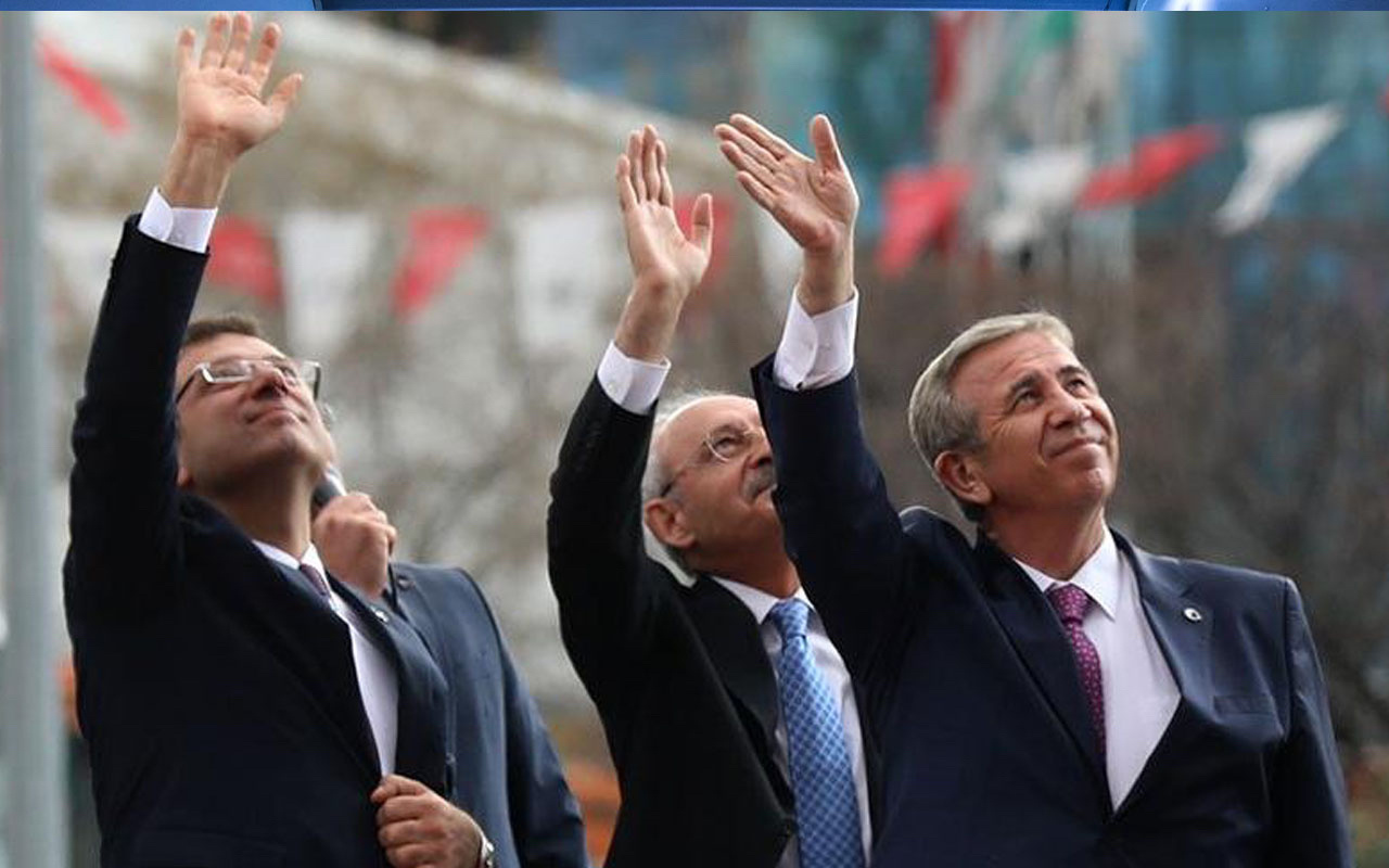 Kemal Kılıçdaroğlu, Ekrem İmamoğlu ve Mansur Yavaş'a operasyon çekti!