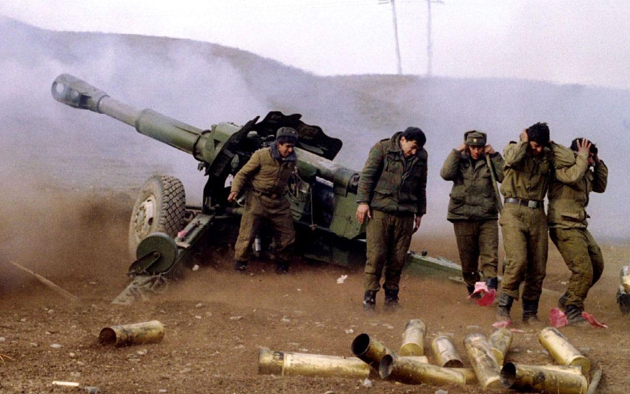 Ermenistan'dan ateşkes ihlali! 1 Azerbaycan askeri yaralandı