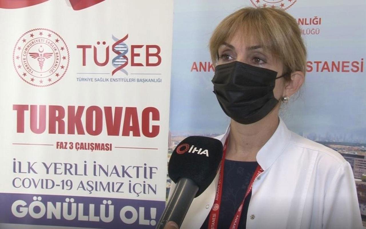 Bilim Kurulu Üyesi Prof. Dr. Rahmet Güner'den Turkovac açıklaması!