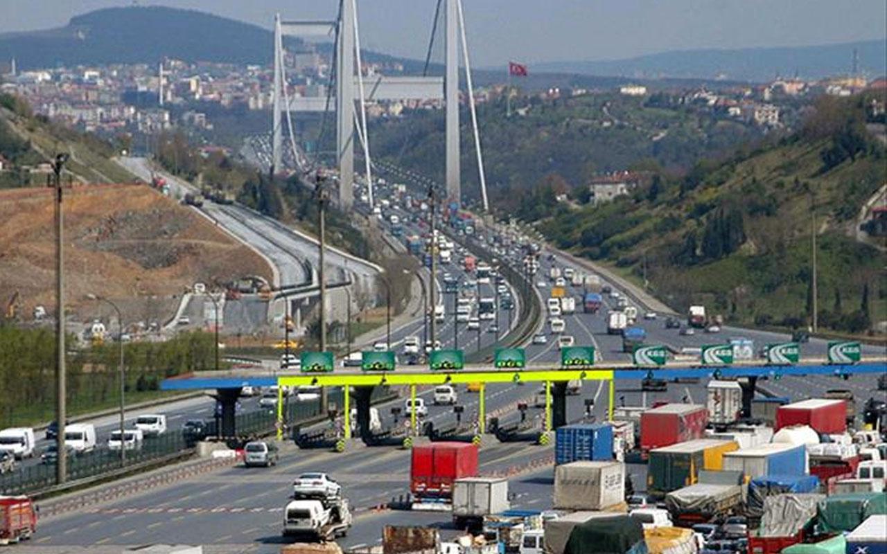 Kurban Bayramı tatilinde köprü ve otoyollar 15 Temmuz'da Marmaray ücretsiz olacak