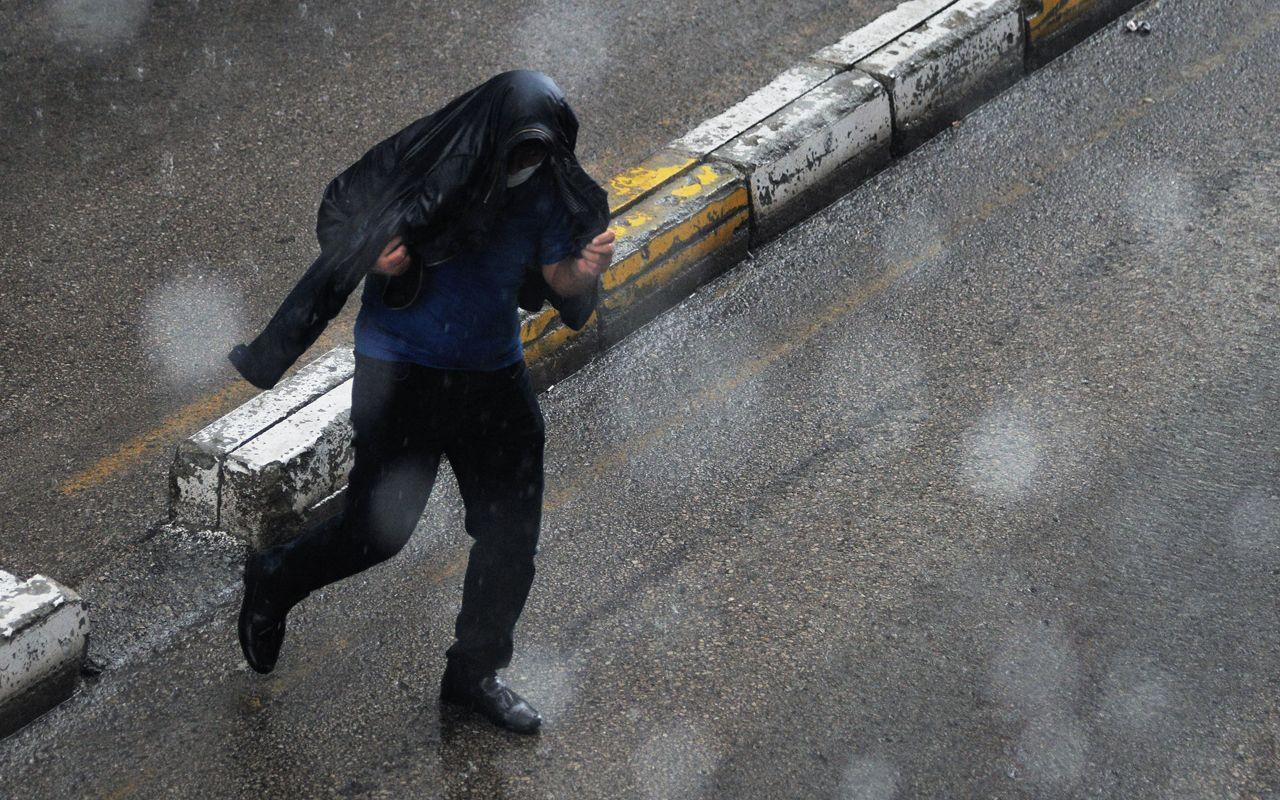 Meteoroloji'nin 14 Temmuz hava raporu! Sağanak geliyor İstanbul ve Kocaeli de listede