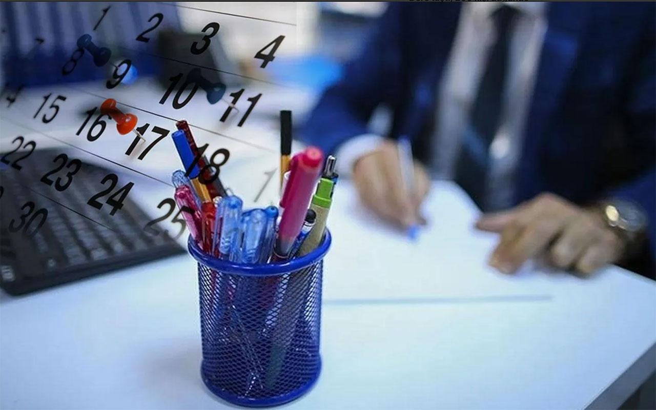 9 günlük Kurban Bayramı izni nasıl 11 güne uzar? Bayramda bir saat çalışmak 1 gün demek