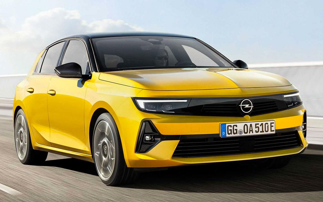 Opel Astra tamamen yenilendi bambaşka bir otomobil oldu