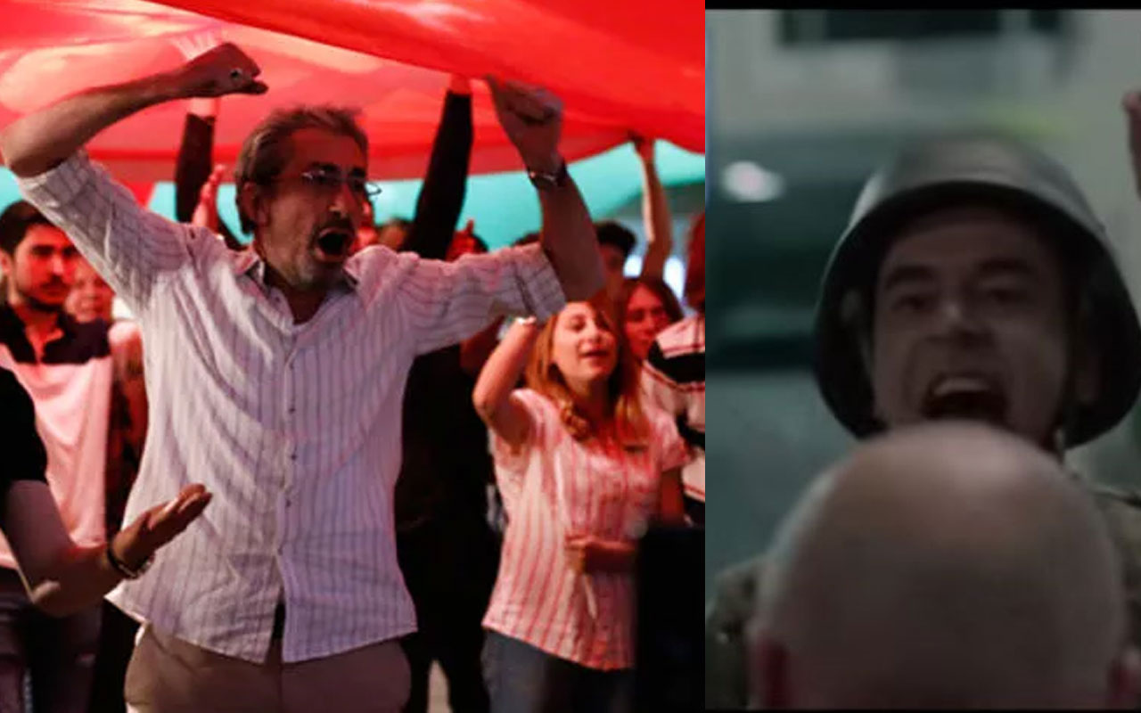 15 Temmuz filmi vizyonda! 'Şafak Vakti' başrolü Erkan Petekkaya: Ağladık!