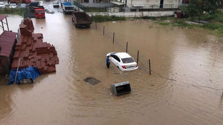 Rize'de sel felaketi! 2 ölü, 6 kişi kayıp! Felaketin boyutları gün ağarınca ortaya çıktı