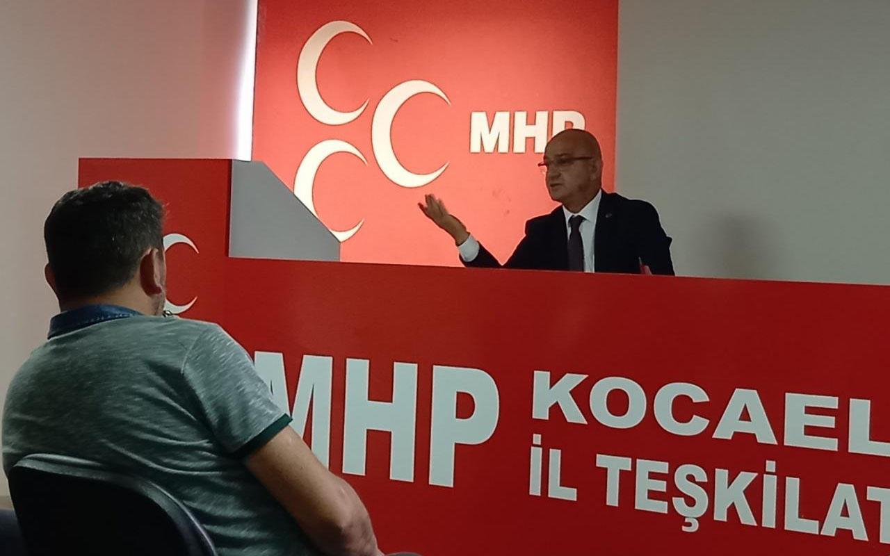 MHP'li il Başkanı Aydın Ünlü görevden alındı 'Kutsal görevim son buldu' dedi