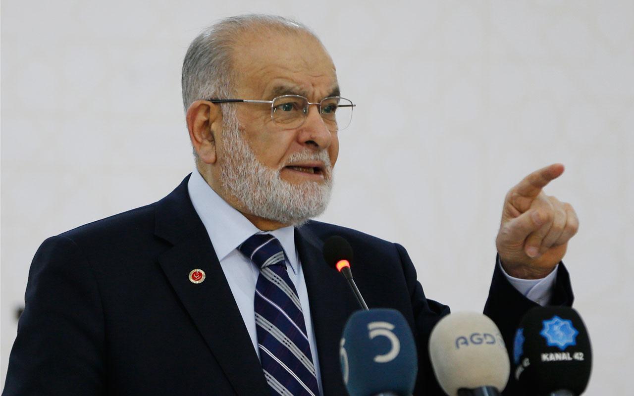 Temel Karamollaoğlu'nun 15 Temmuz mesajı olay oldu iktidar masala çevirdi