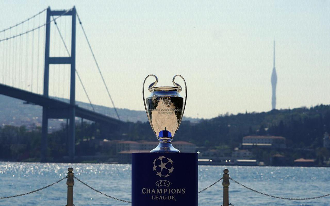 2023 UEFA Şampiyonlar Ligi finaline İstanbul ev sahipliği yapacak