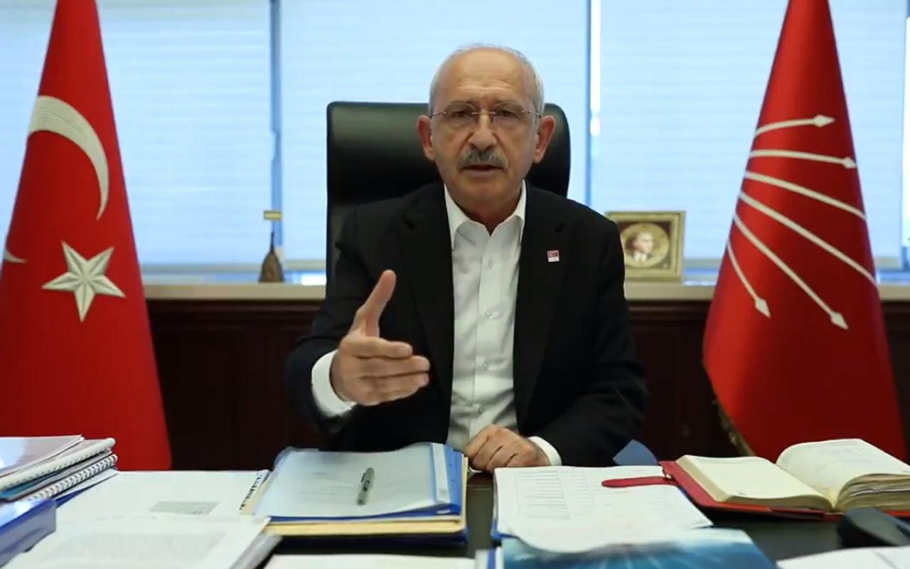 Kemal Kılıçdaroğlu'dan tartışma yaratan Suriyeli çıkışı