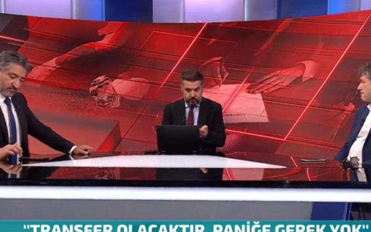 A Spor canlı yayında ses kazası: Ağabey ne para çalıyorlar! Herkes duydu!