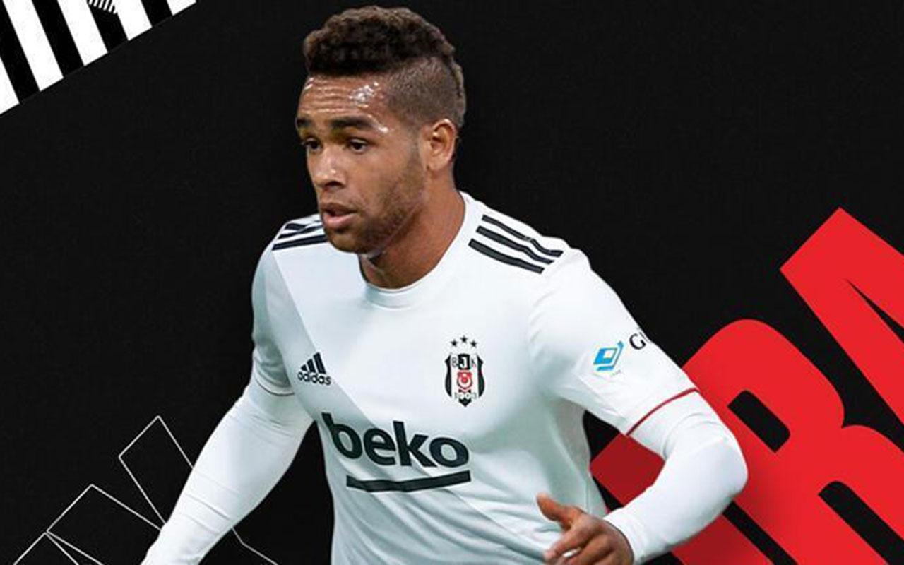 Beşiktaş Sambacı yıldızı Alex Teixeira'ya kavuşuyor