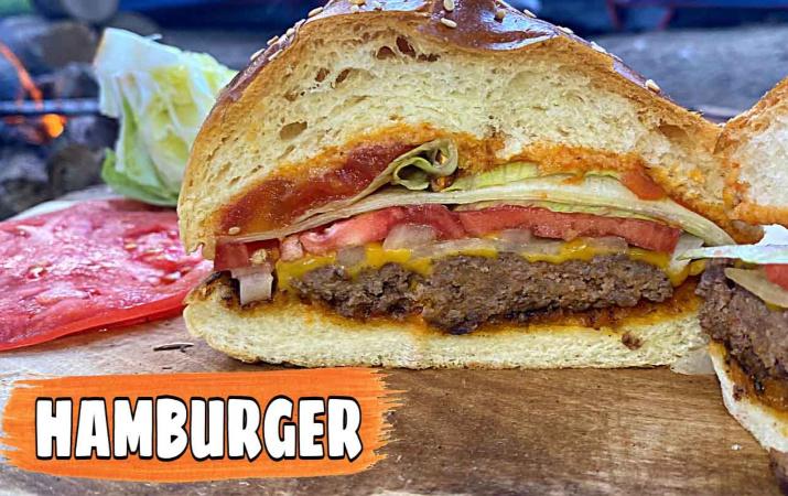 Kurbanlık etle hamburger nasıl yapılır bu tarife bayılacaksınız!