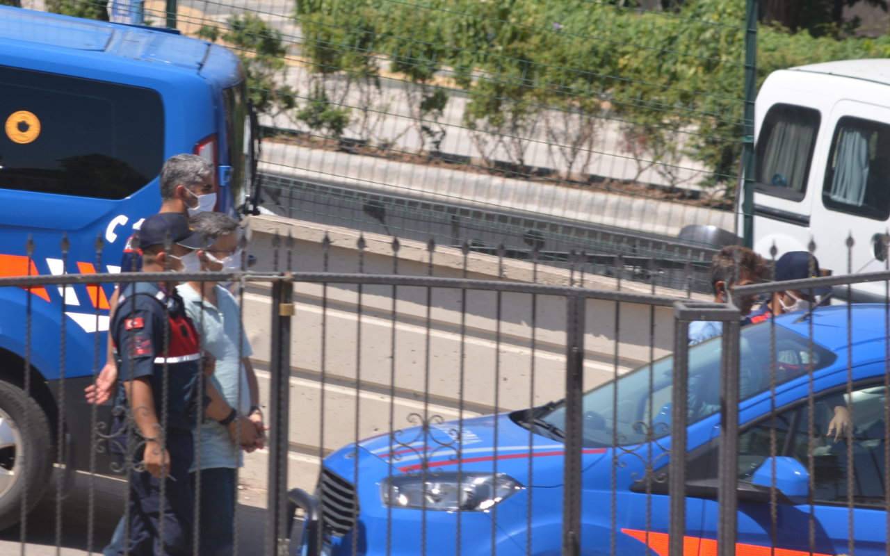 Muğla Marmaris'ten Yunanistan'a kaçmaya çalışan 3 FETÖ şüphelisi yakalandı