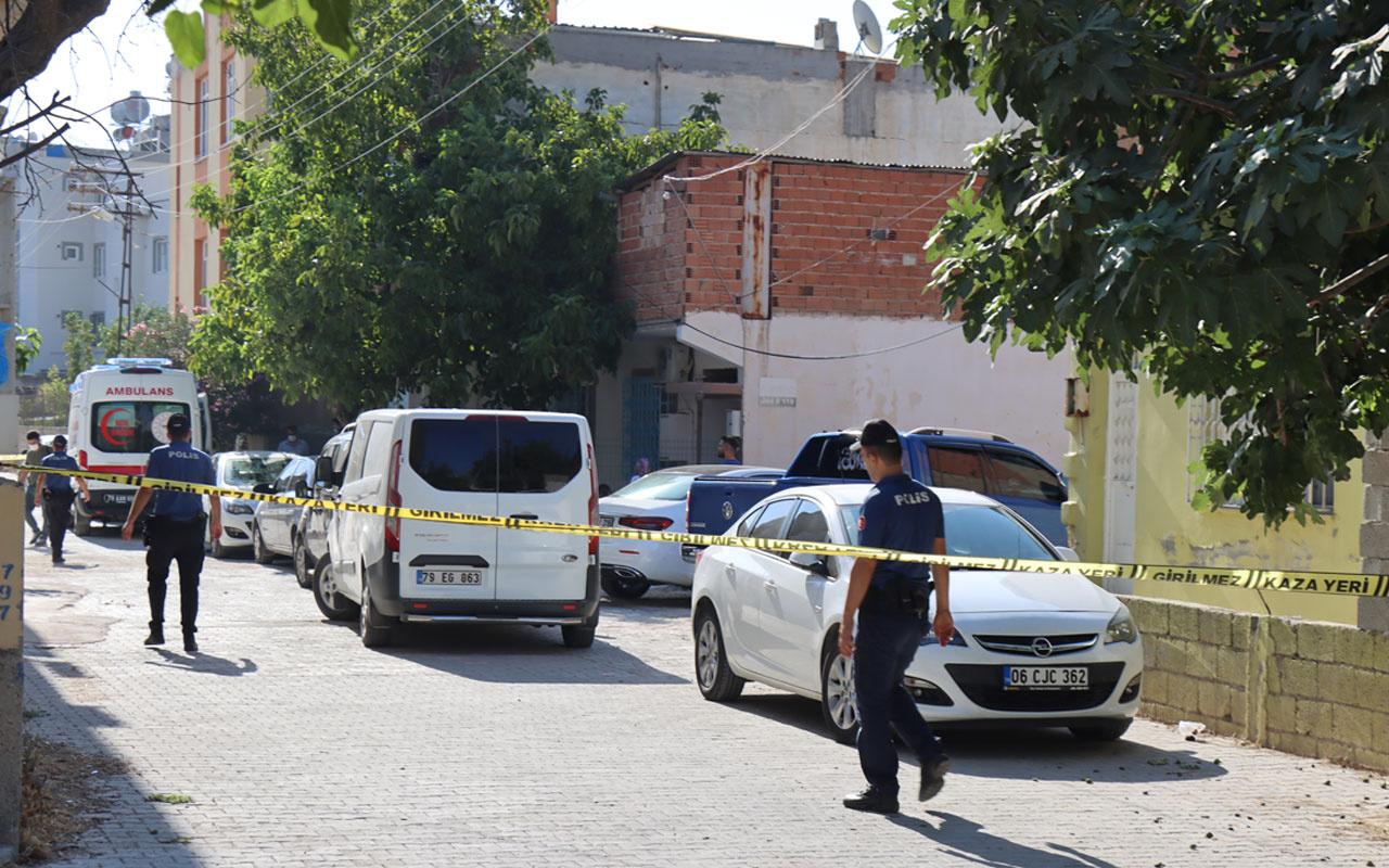 Kilis'te yaşandı! Bir kişi eşini silahla yaraladıktan sonra intihar etti