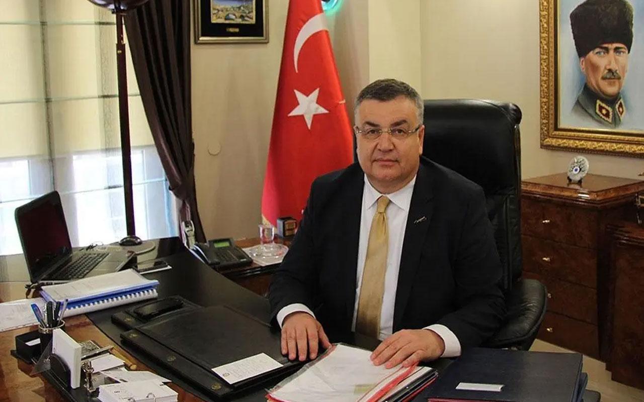 Kırklareli Belediye Başkanı Mehmet Siyam Kesimoğlu'nun koronavirüs testi pozitif çıktı