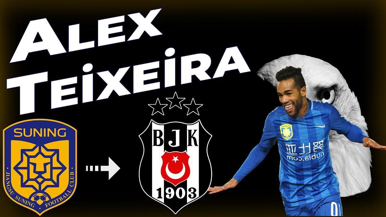 Beşiktaş bombayı patlattı! 50 milyon euroluk yıldız AlexTeixeira Kartal için geliyor