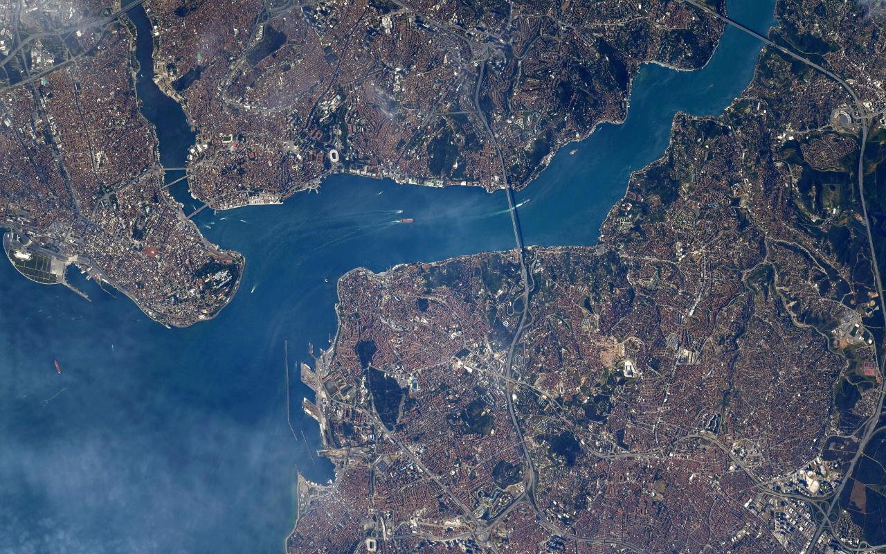 Dünyaca ünlü NASA astronotundan Türkiye paylaşımı