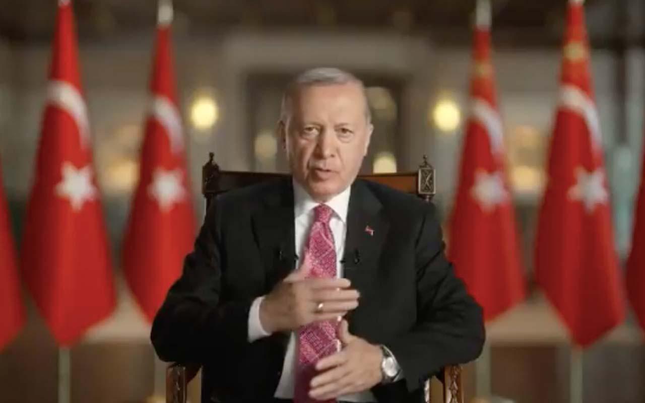 Erdoğan'dan flaş açıklama! Düzce, Rize ve Artvin'de bazı bölgeler 'afet bölgesi' ilân edildi