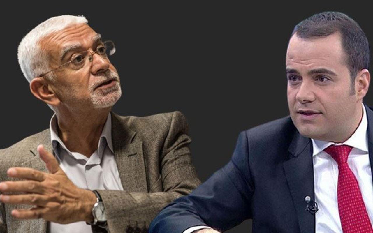 İki profesör birbirine girdi! 'Partizan' suçlamasına 'çıkarı için Siyasal İslam'a yanlayan bir liboş'... cevabı