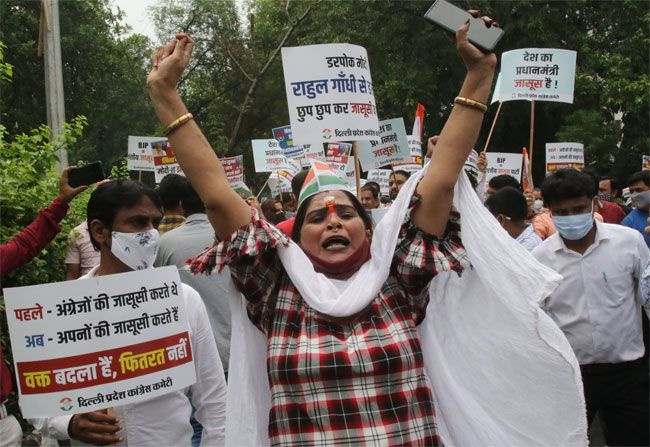 Casus yazılım iddiası Hindistan'a karıştırdı