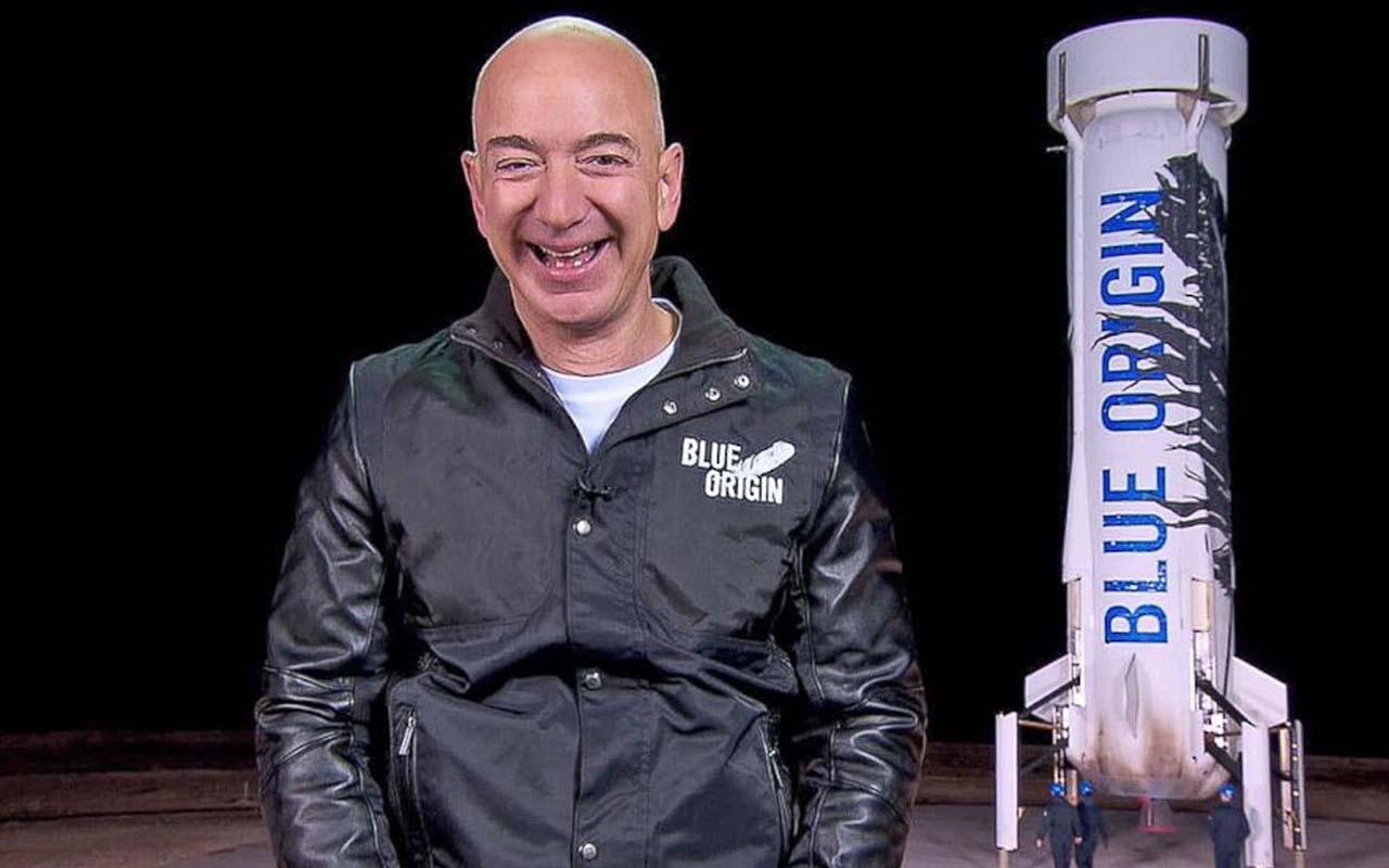 Jeff Bezos bugün uzaya çıkıyor! Uzay turizmi başlıyor