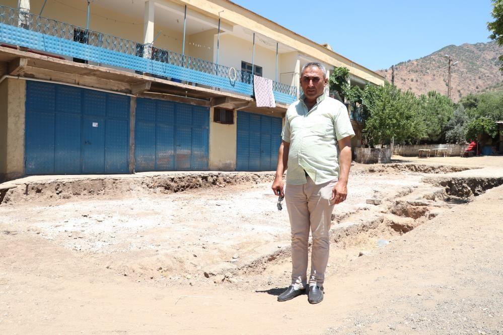 Gaziantep'te bahçede tesadüfen bulundu 24 saat nöbet tutuldu: Yıllarca...