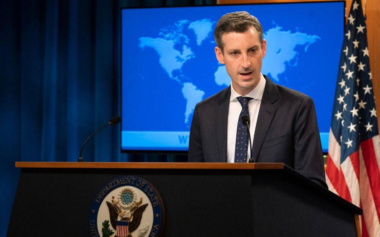 ABD'den Türkiye'ye kınama: Kışkırtıcı, kabul edilemez