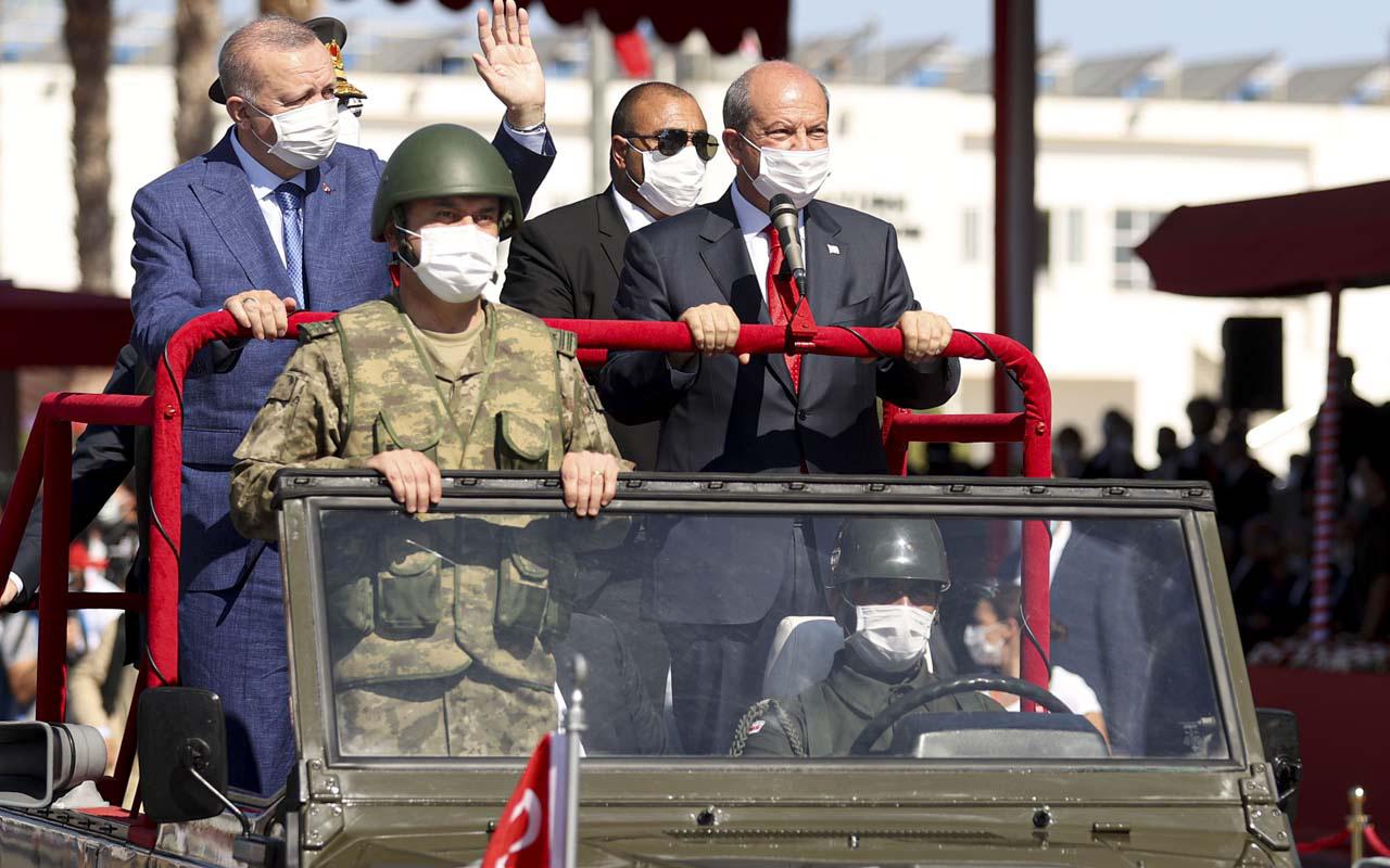 KKTC hamlesini Rumlar Avrupa Birliği'ne şikayet etti Türkiye'den tepki