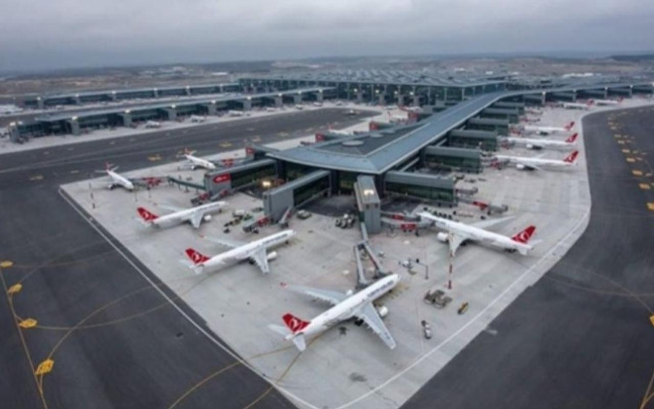 İstanbul Havalimanı Avrupa'ya damga vurdu!