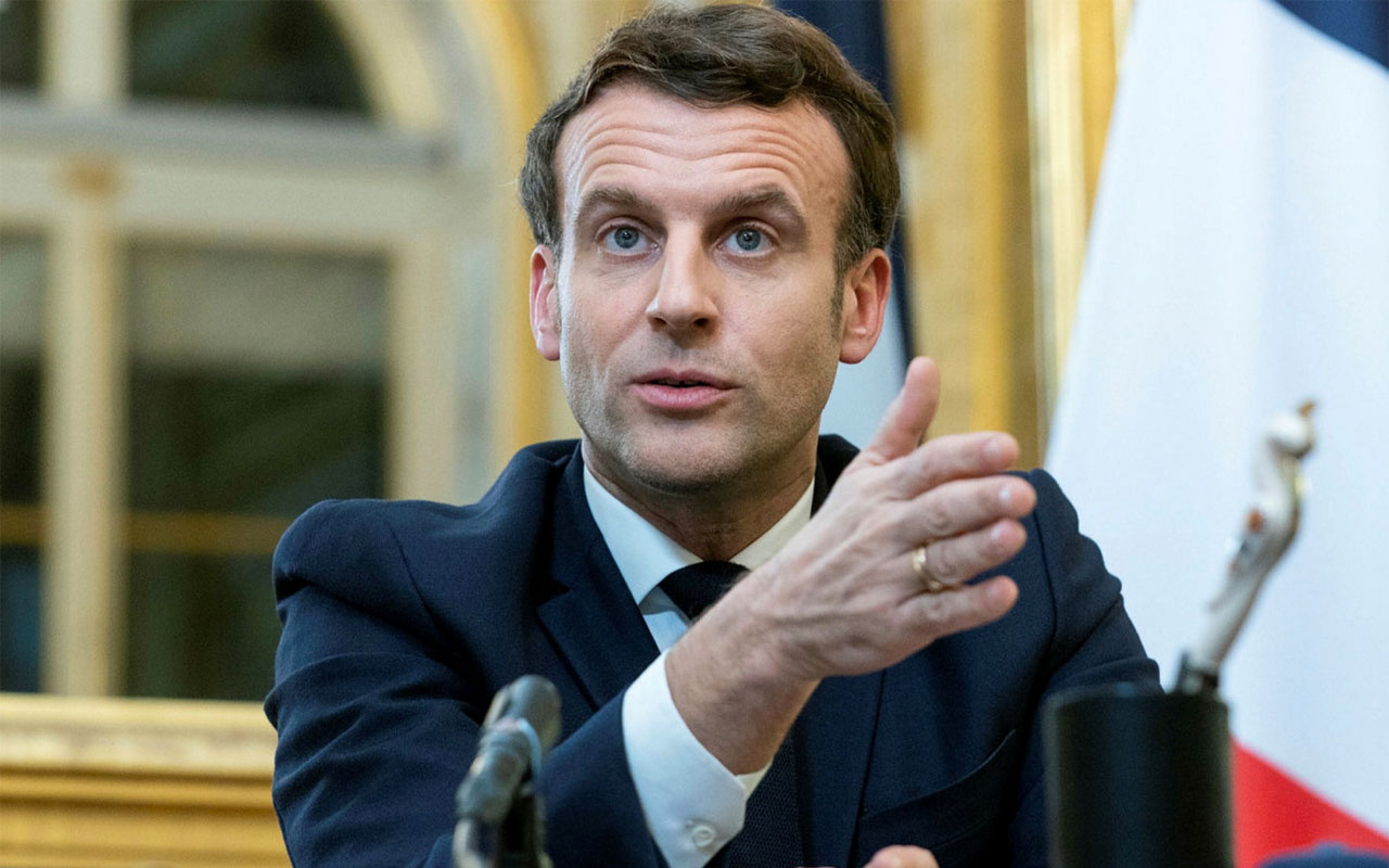 Fransa Cumhurbaşkanı Macron'a Pegasus casus yazılımı şoku