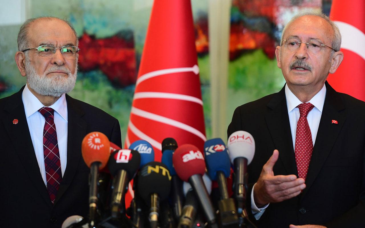 Kılıçdaroğlu söyledi Karamollaoğlu destek çıktı: İktidardaki arkadaşlarımız amin demeli