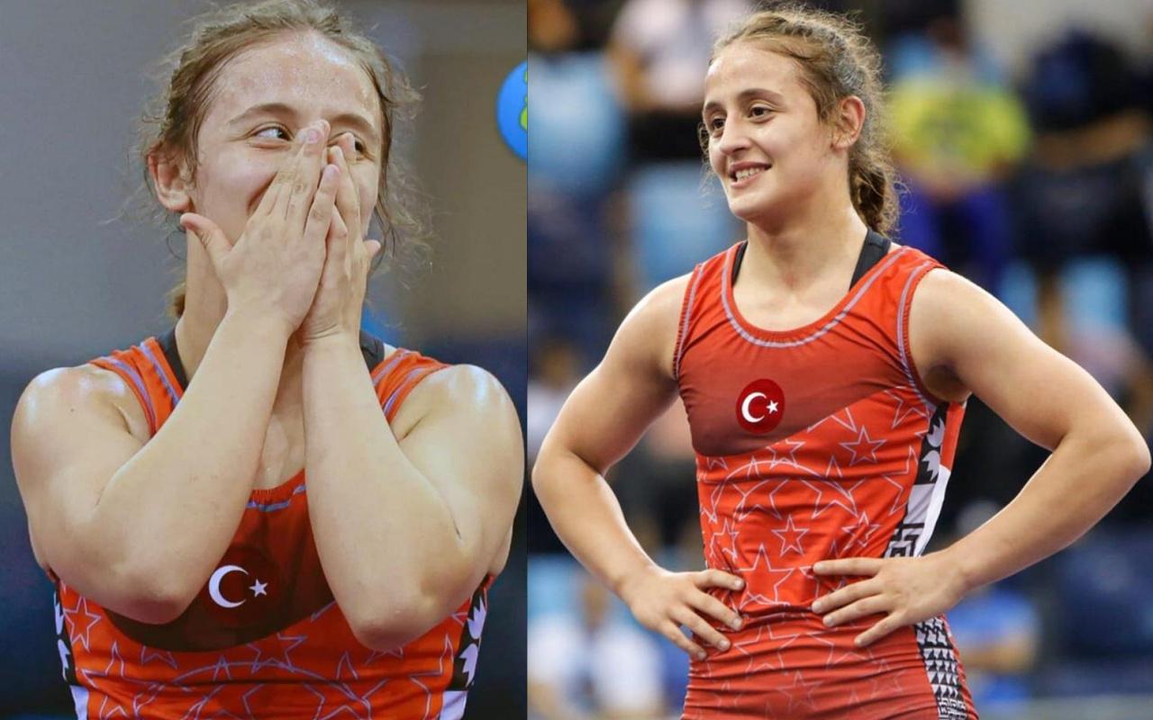 Selvi İlyasoğlu güreşte dünya şampiyonu oldu