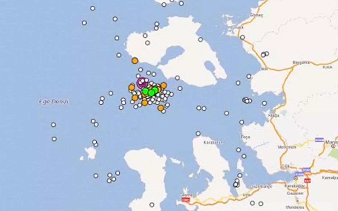 AFAD'dan korkutan açıklama: Son 1 saatte 47 adet deprem