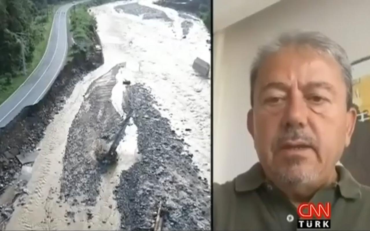 Rize ve Artvin yağmur durdu diye yanılmasın! Prof. Orhan Şen'den 40 saat uyarısı