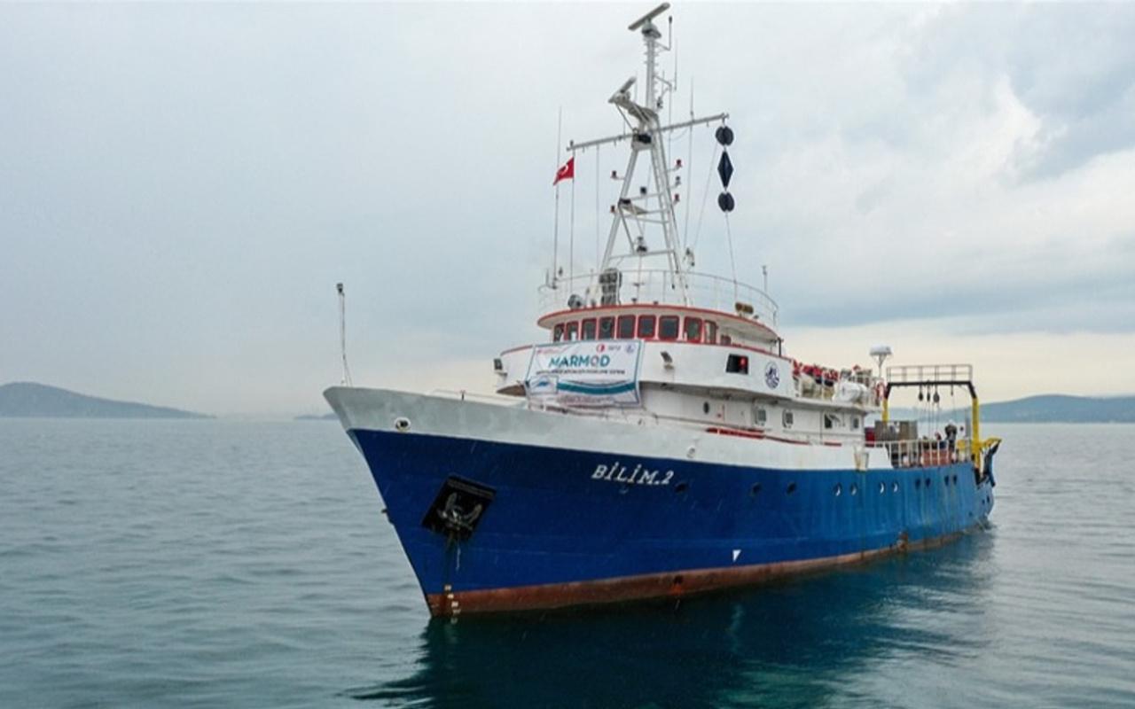 ODTÜ 'Bilim-2' Gemisi, Marmara'daki araştırmalarına ağustosta devam edecek