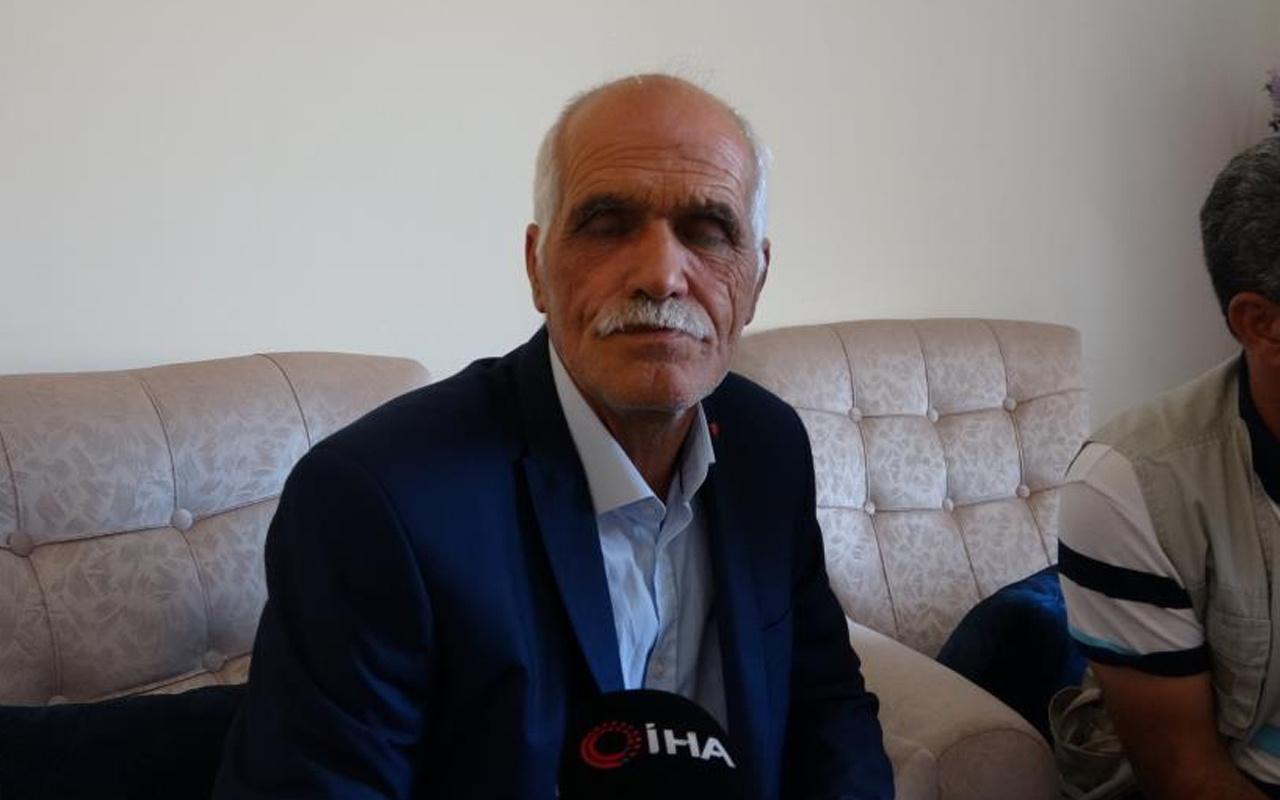 Gara Şehidi Vedat Kaya'nın babası, Kılıçdaroğlu'na sert tepki gösterdi