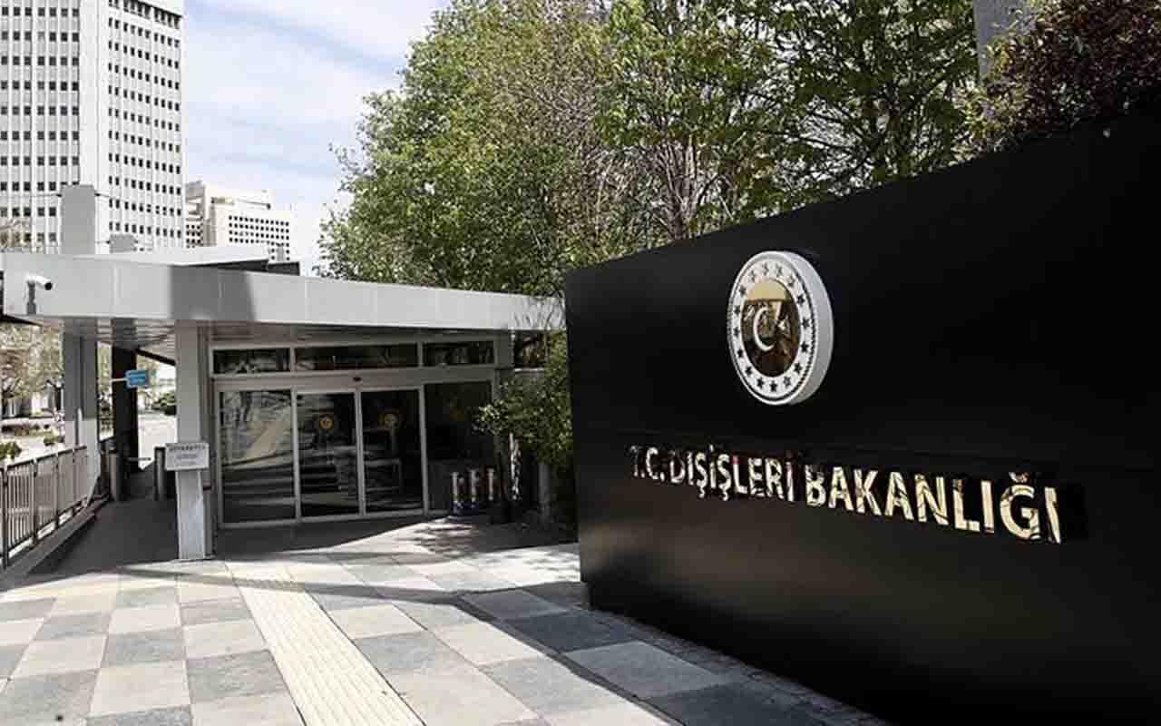 Dışişleri Bakanlığından BMGK'ye 'Maraş' tepkisi: Tümüyle reddediyoruz!