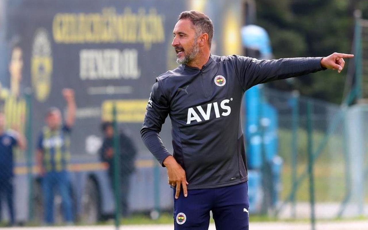 Fenerbahçe Teknik Direktörü Pereira 4 futbolcunun üzerini çizdi kulüp resmen açıkladı