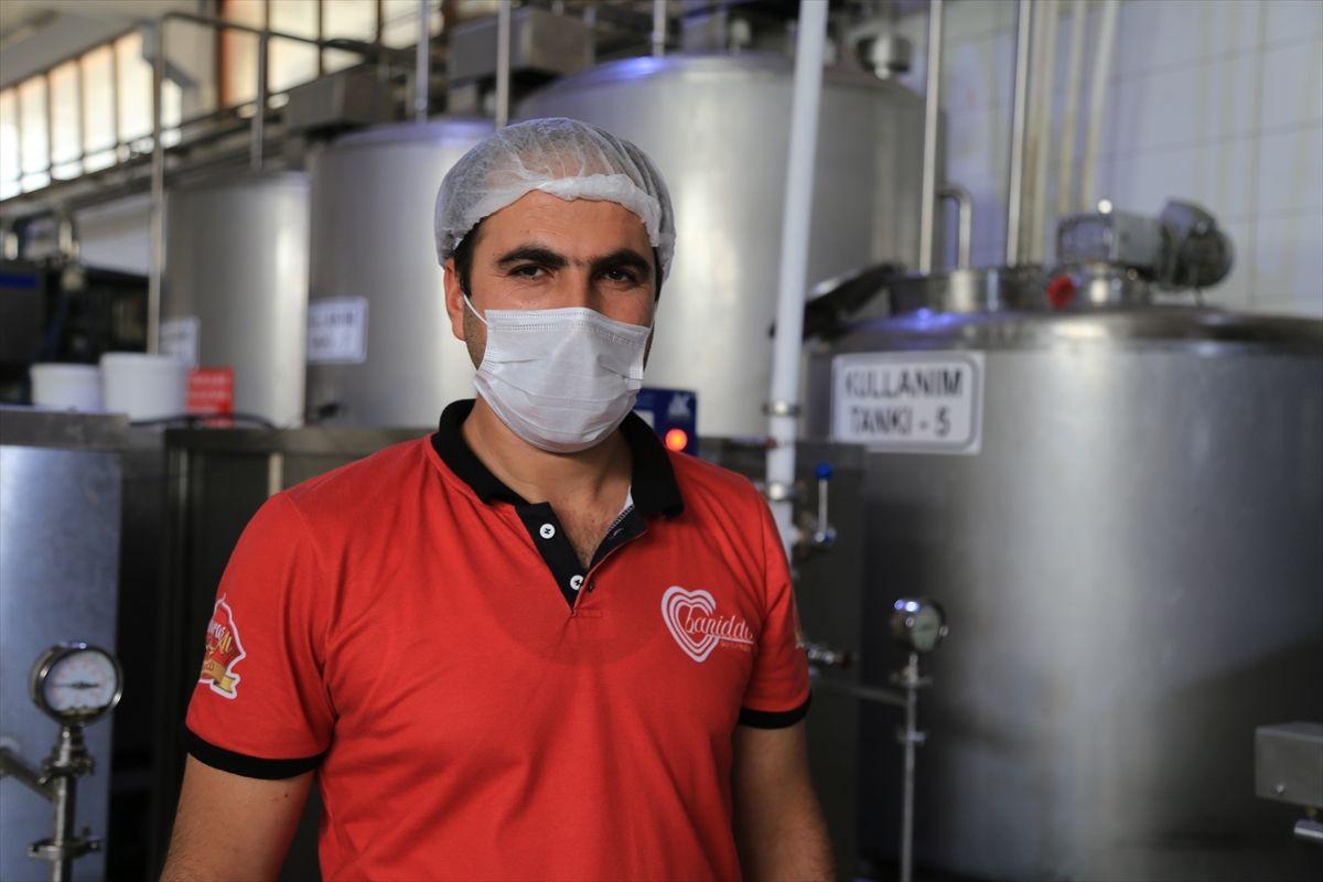 Seyyar satıcıydı Batman'da fabrika sahibi oldu! 52 şehir ve Irak ile Suriye sipariş için sıraya girdi
