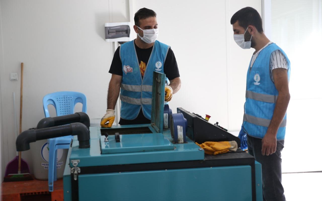 Denizli'de tesis kuruldu! Aylık 35 bin TL tasarruf sağlanıyor: Türkiye'ye örnek olduk