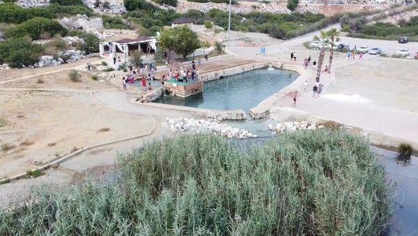 Girenler 1 dakika dayanabiliyor! Ününü duyanlar Antalya'ya koştu