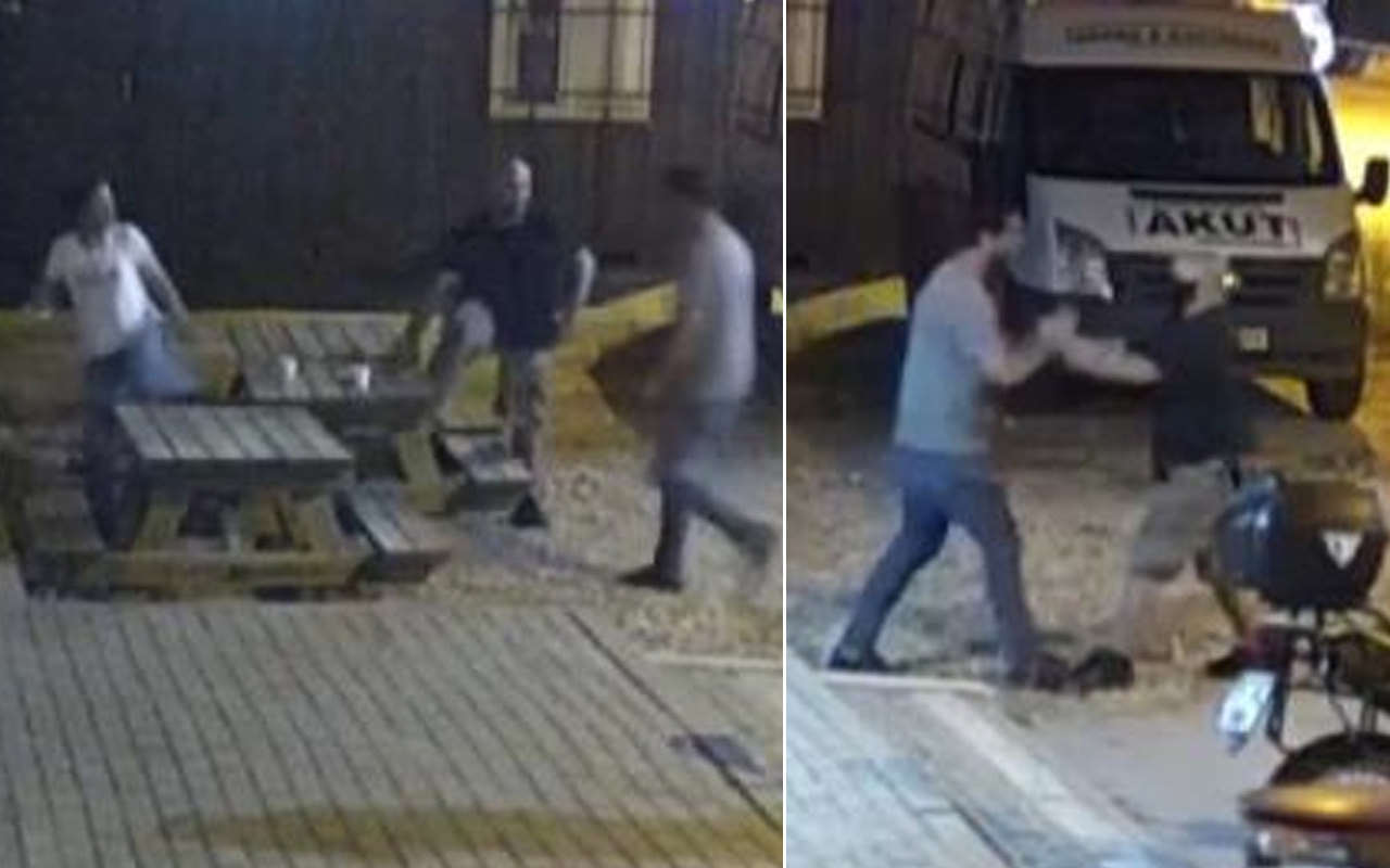 Bursa'da kimse ne olduğunu anlamadı! Kapıyı kırıp dehşeti yaşattı