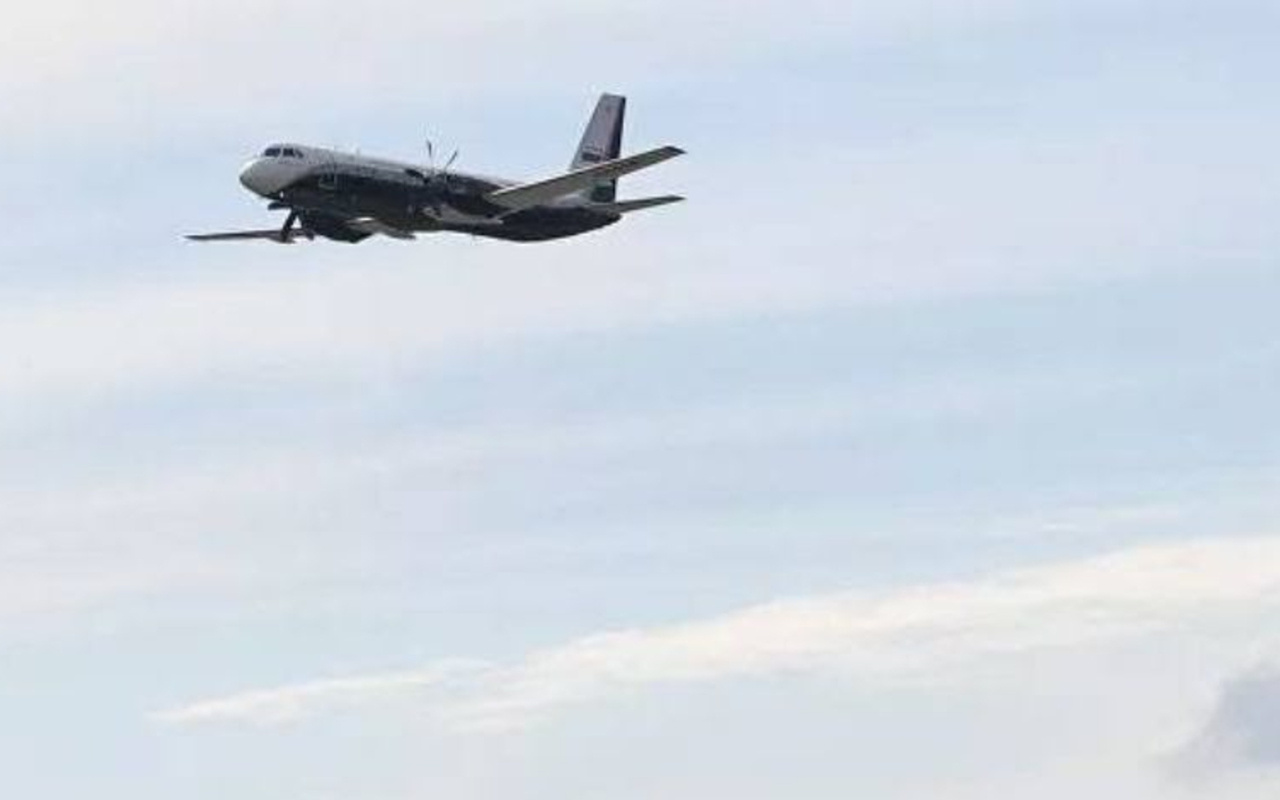 Elektrik motorlu Rus uçağı ilk uçuşunu yaptı